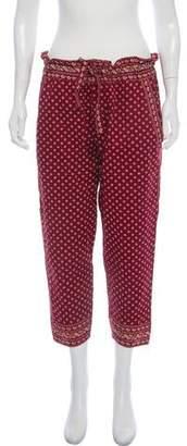 Etoile Isabel Marant Pantalon Loli High-rise Joggers w/ Tags