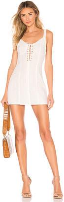 superdown x REVOLVE Stacey Lace Up Dress