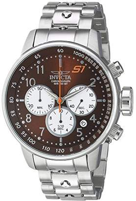 Invicta Men's 'S1 Rally' Quartz Stainless Steel Casual Watch