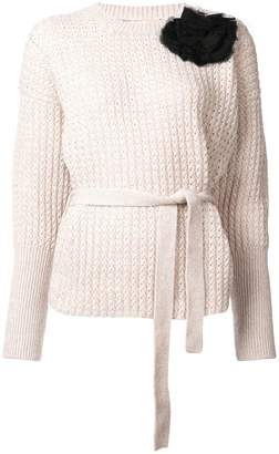 Brock Collection Kaori Marled Sweater