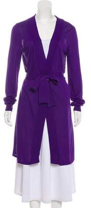 Dolce & Gabbana Elongated Knit Cardigan