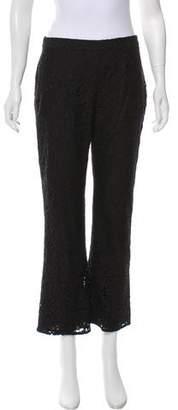 Jenni Kayne Mid-Rise Lace Pants
