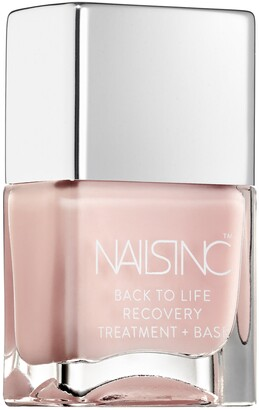 Nails Inc Back to Life Recovery Treatment & Base Coat