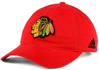 adidas Chicago Blackhawks Core Slouch Cap