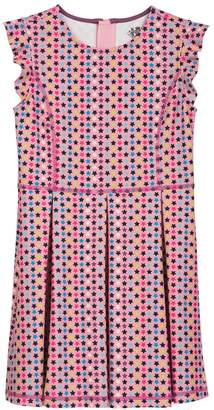 Juicy Couture Candy Stars Scuba Dress for Girls