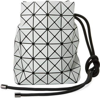 Bao Bao Issey Miyake Wring Faux-Leather Prism Bucket Bag