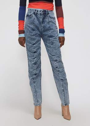 Y/Project Ruffle Jean