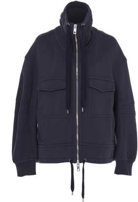 Tibi Fleece Jacket