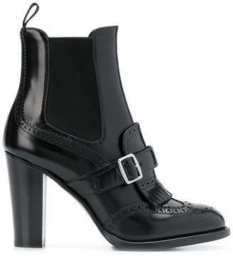 Church's high heel boots