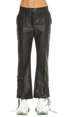 Stella McCartney Faux Leather Trousers