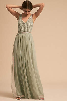 Anthropologie Bryce Wedding Guest Dress