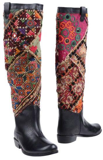 Antik Batik Boots