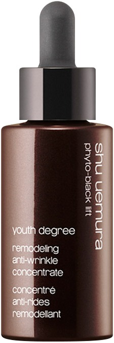 shu uemura Phyto-Black Lift Youth Degree Remodeling Anti-Wrinkle Concentrate