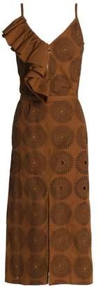 Nina Ricci 3/4 length dress