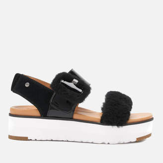 09cc792cd40 UGG Synthetic Sole Sandals For Women - ShopStyle UK