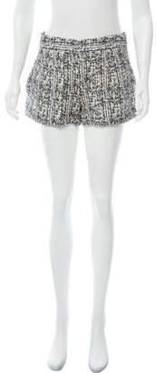 Proenza Schouler Mid-Rise Mini Shorts