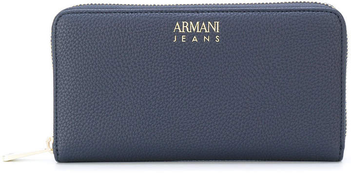 Armani Jeans zip around wallet