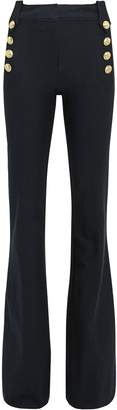 Derek Lam 10 Crosby Robertson Sailor Flare Trousers