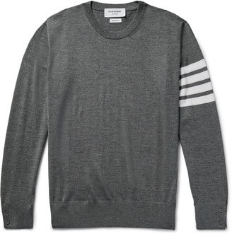 Striped Wool Sweater $780 thestylecure.com