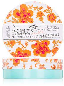 Library of Flowers Field Flowers Parfum Crema
