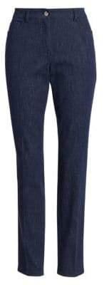Akris Elasticized Cuffed Trousers