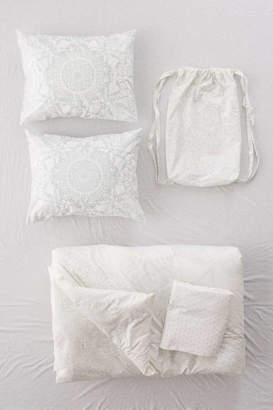 Kaye Medallion Comforter Snooze Set