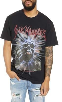 The Kooples Slubbed Graphic T-Shirt
