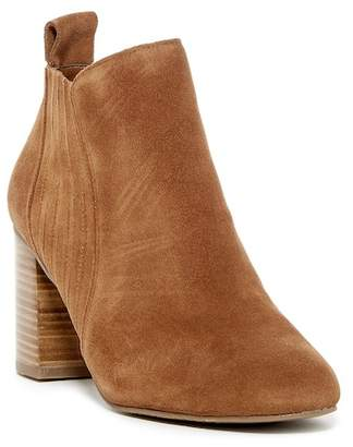 14th & Union Tasha Suede Bootie - Wide Width Available