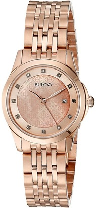 Bulova Diamonds - 97P112 $399 thestylecure.com