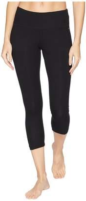 Jockey Active Macrame Solid Leggings Women's Casual Pants