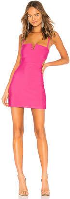 NBD x NAVEN Violet Bandage Dress