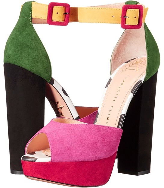 Charlotte Olympia Charlotte Olympia - Eugenie High Heels