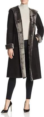 Maximilian Furs Brissa Reversible Lamb Shearling Coat - 100% Exclusive