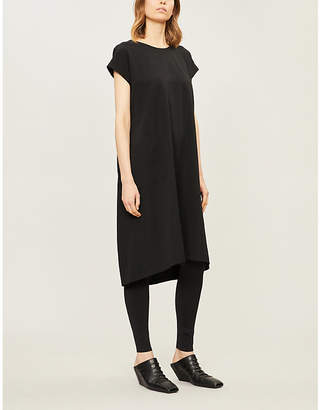 Y's Ys Round-neck wool dress