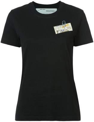 Off-White chest-print T-shirt