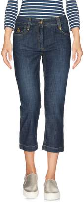 Alviero Martini Denim capris