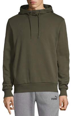 Puma Long Sleeve Knit Hoodie