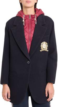 Tommy Hilfiger Wool Short Coat