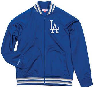 Mitchell & Ness Men's Los Angeles Dodgers Top Prospect Track Jacket