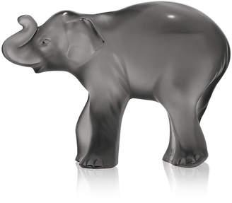 Lalique Timora Elephant Sculpture