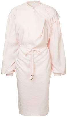 Lemaire oversized draped dress