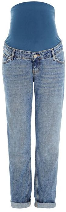 TopshopTopshop Maternity mom jeans