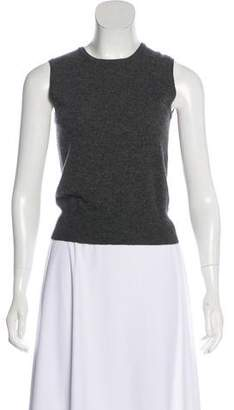 Les Copains Sleeveless Knit Sweater