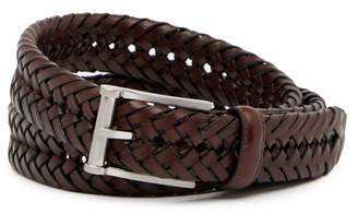 Nordstrom New Braid Leather Belt