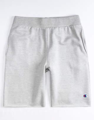 Champion Cut Off Mens Sweat Shorts