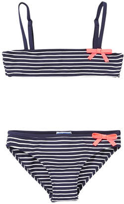 Jacadi Lino Striped Two-Piece Swimsuit