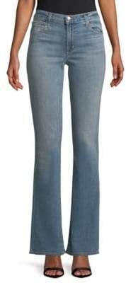 J Brand Litah High-Rise Bootcut Jeans