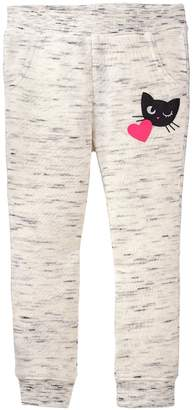 Crazy 8 Crazy8 Toddler Marled Joggers