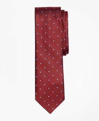 Brooks Brothers Dot Silk Tie