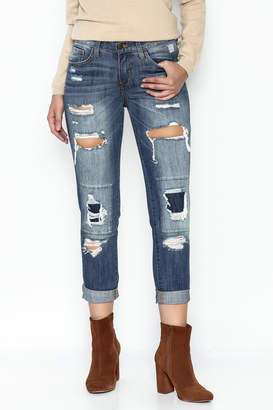 Flying Monkey Ripped Ripped Jeans